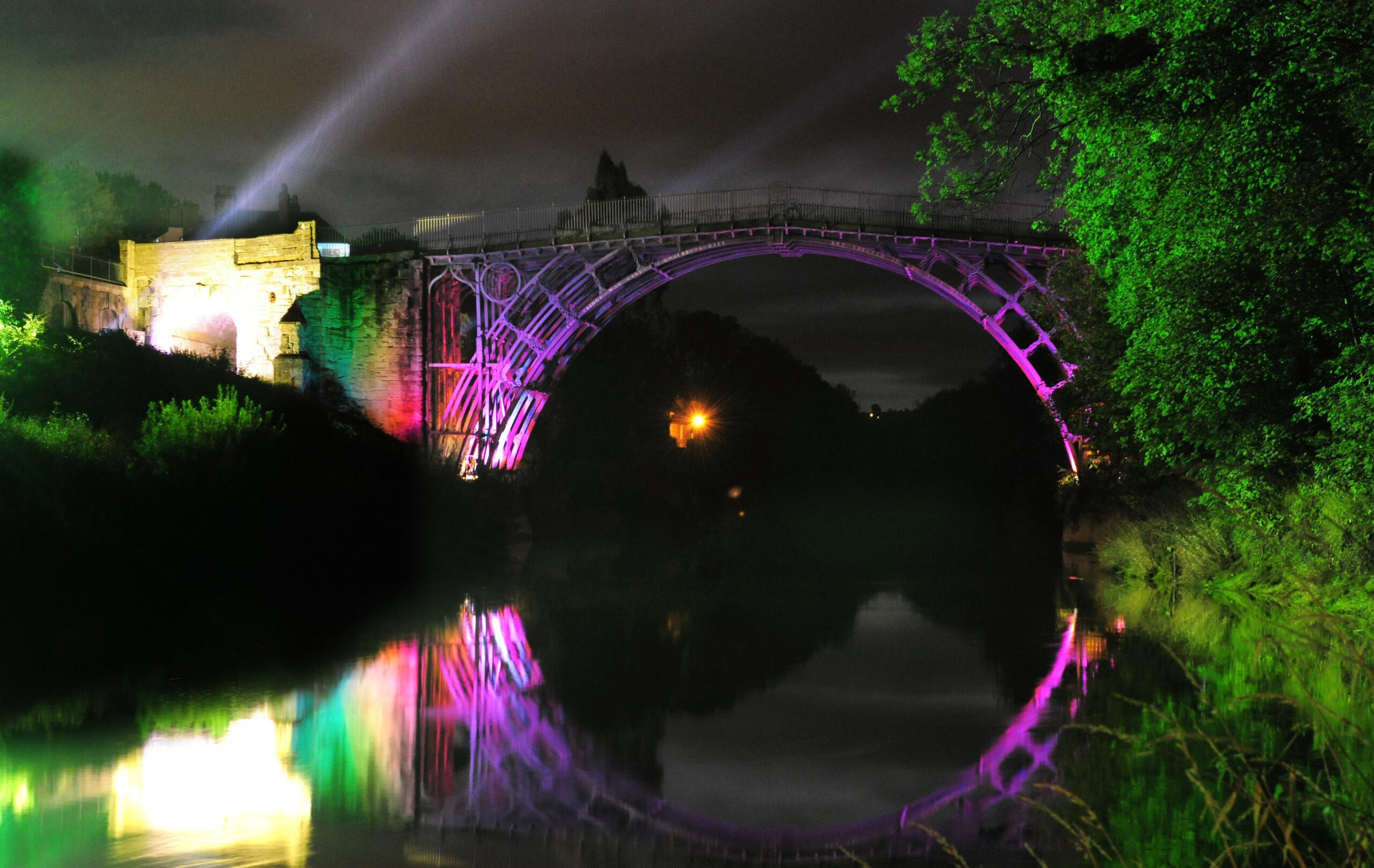 Ironbridge night - Copy (2)