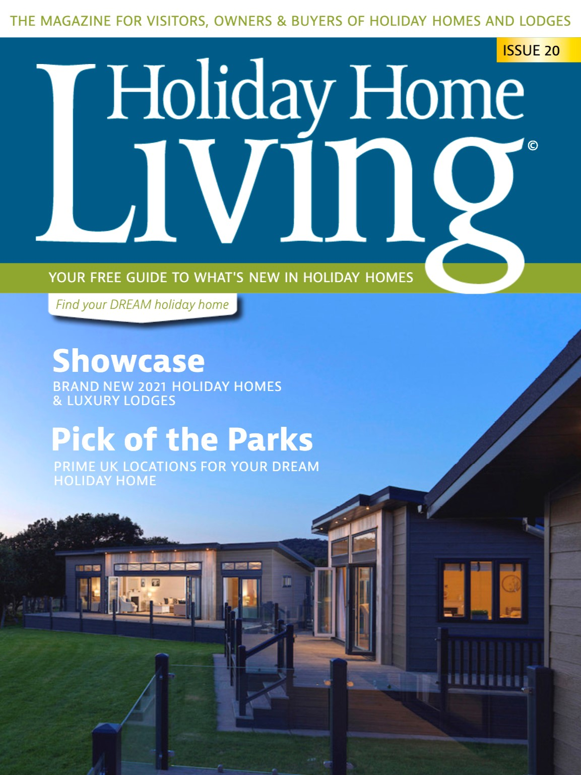 Holiday Home Living Cover